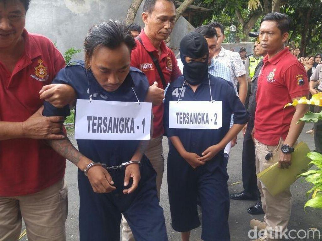 Tantangan dari Pacar yang Berujung Pada Pembunuhan Sadis di Semarang