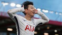 Usai Periode Sibuk, Son Heung-min Akan Diturunkan Lawan Liverpool