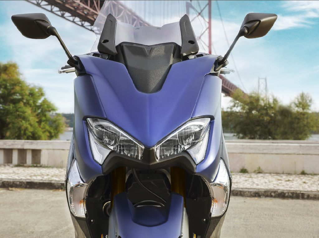 Alasan Utama Yamaha Banderol TMAX DX Rp 299,9 Juta