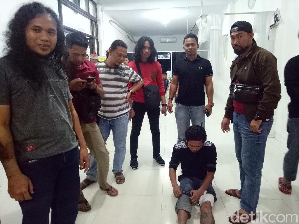 Baru Sebulan Bebas, Residivis di Makassar Kembali Ditangkap
