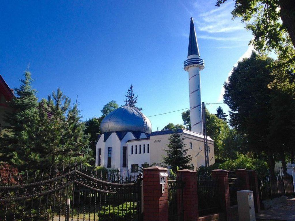 Masjid di Gdansk Polandia, Egy Maulana Bisa Salat di Sini