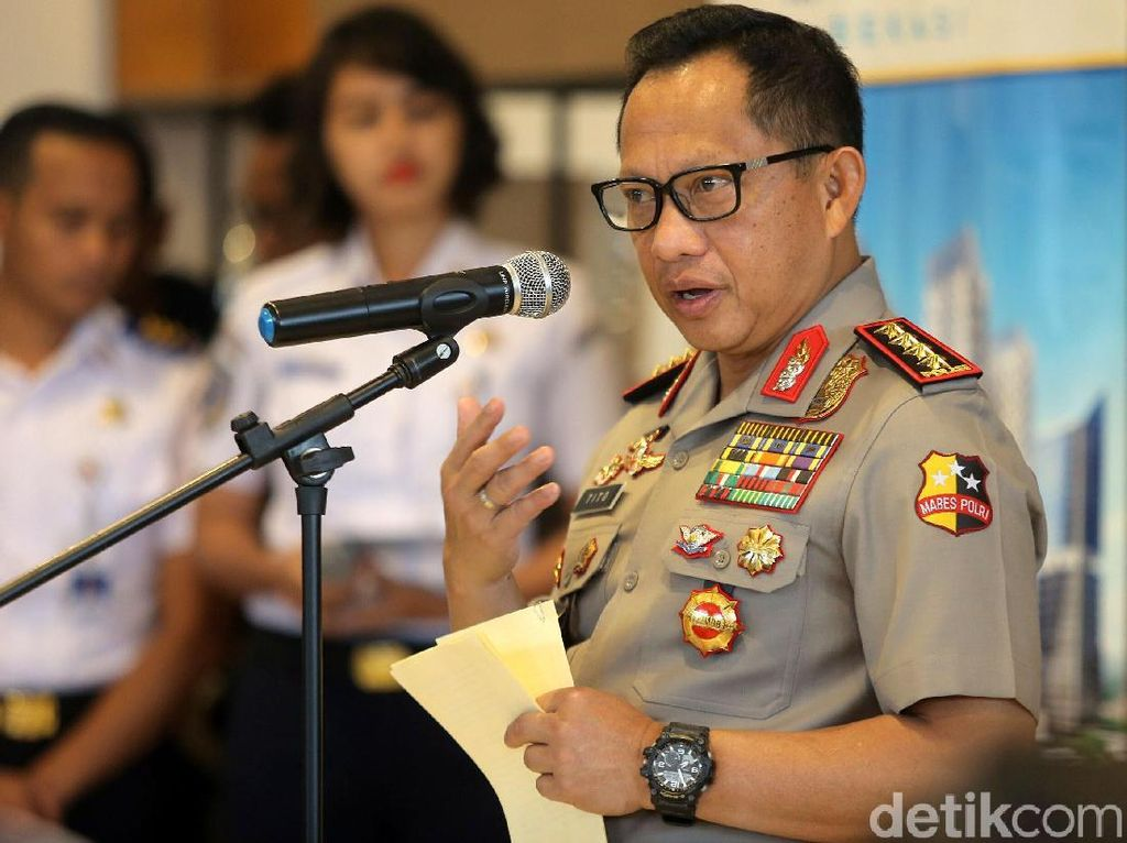 Kapolri: Satgas Pangan Tetapkan 397 Tersangka Kurun Januari-Maret