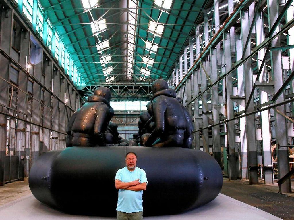 Seniman Ai Weiwei Marah karena Film Berlin I Love You Disensor