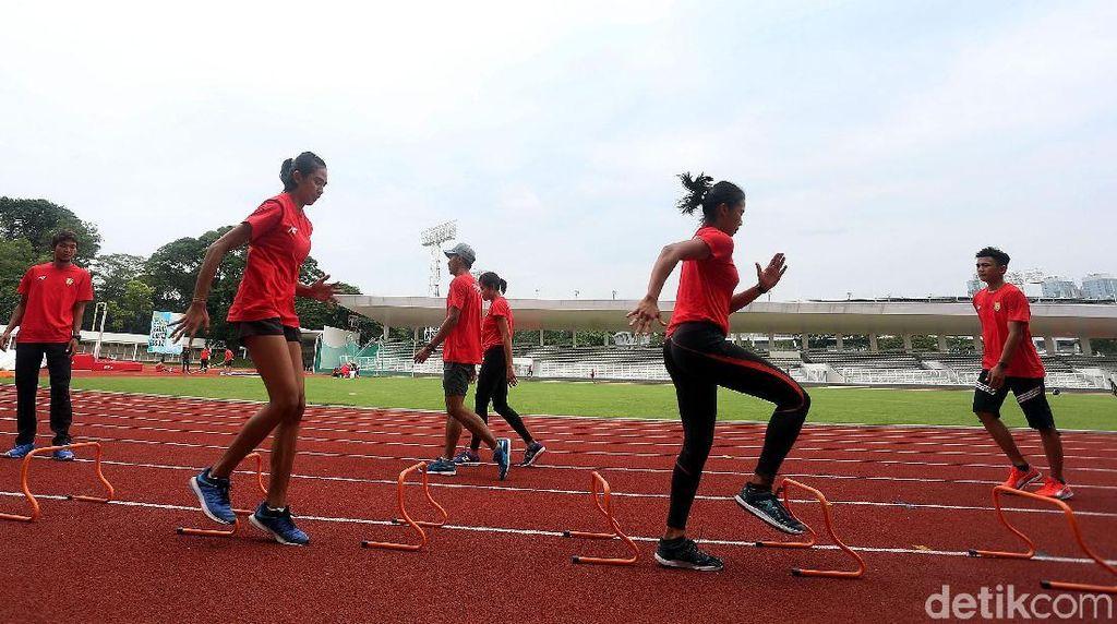 Pelatnas Atletik Terkendala Adaptasi SUGBK