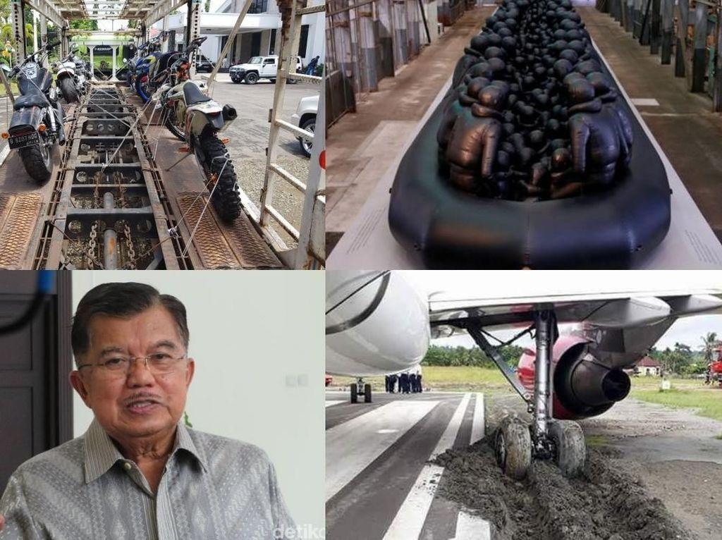 Deretan Berita Heboh: Ular 4 Meter di Jakarta Hingga Hacker Surabaya