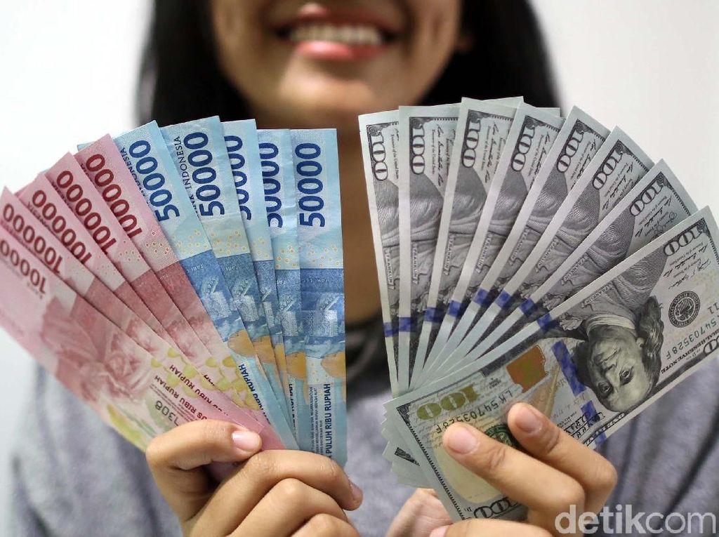 Mungkinkah Dolar AS Tembus Rp 15.000?