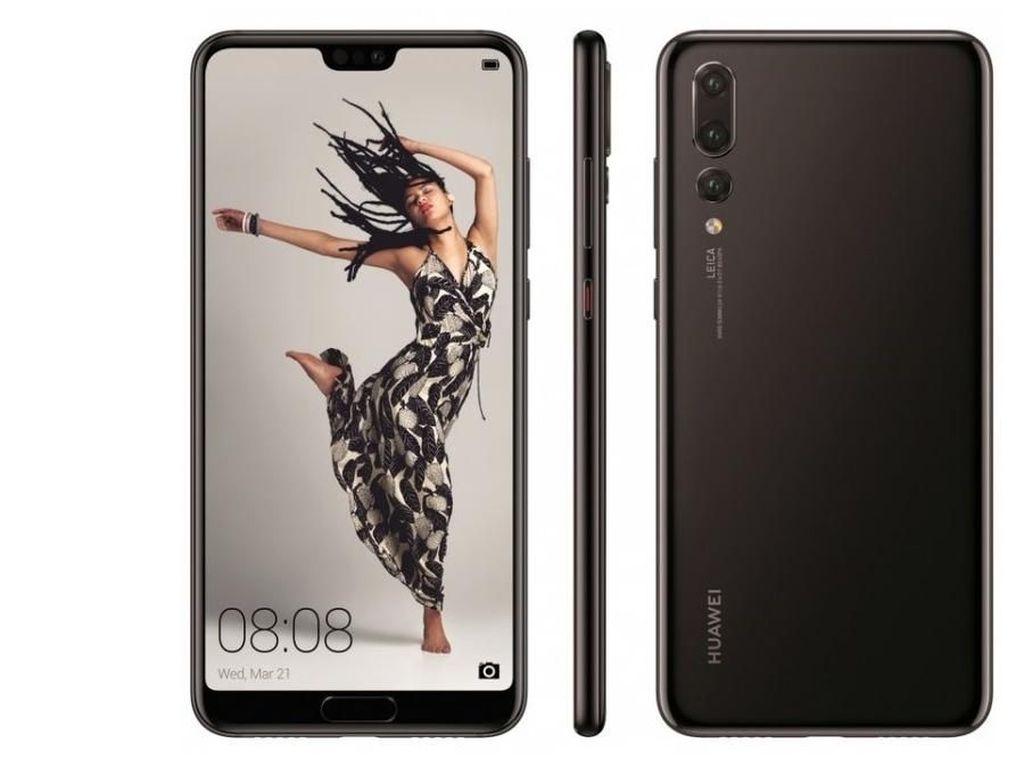 Kapan P20 Pro Masuk Indonesia, Huawei?