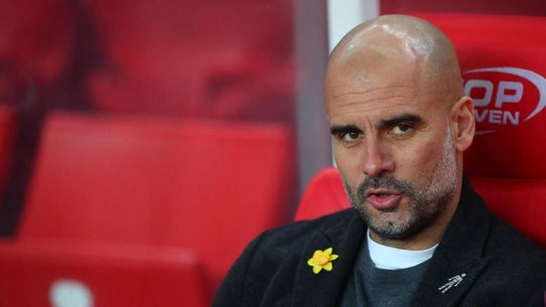 Soal Pita Kuning, Guardiola Kena Denda karena Dinilai Membangkang