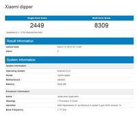 Beredar Hasil Benchmark Xiaomi Mi 7 RAM 6 GB