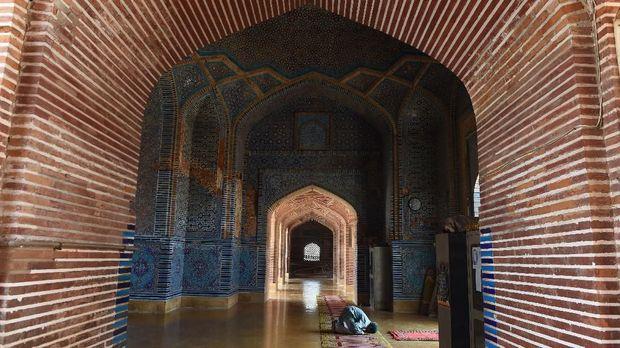 Shah Jahan Mosque, masjid pertama di Inggris.