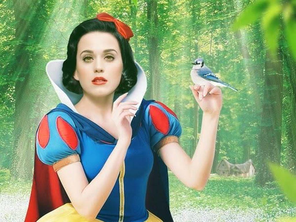 Seperti Ini Perubahannya Jika Putri Disney Diperankan Artis Hollywood