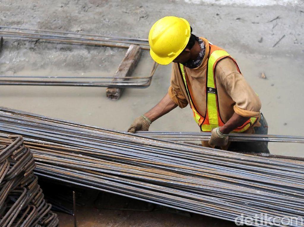 Baja Murah China Sasar Proyek Infrastruktur Jokowi