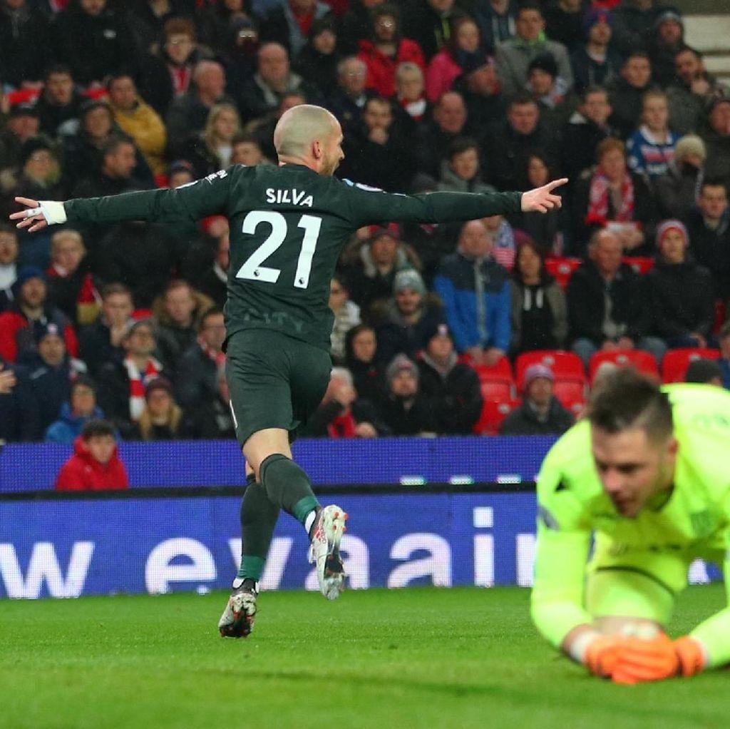 Kesempurnaan Manchester City di Mata Gary Neville