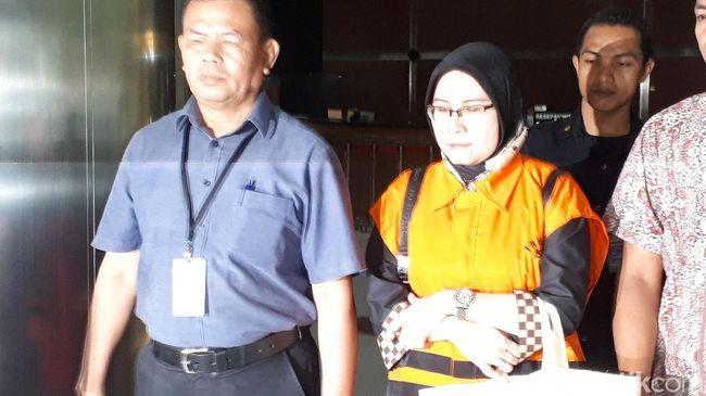 Ditahan KPK, Hakim PN Tangerang Geleng-geleng Kepala