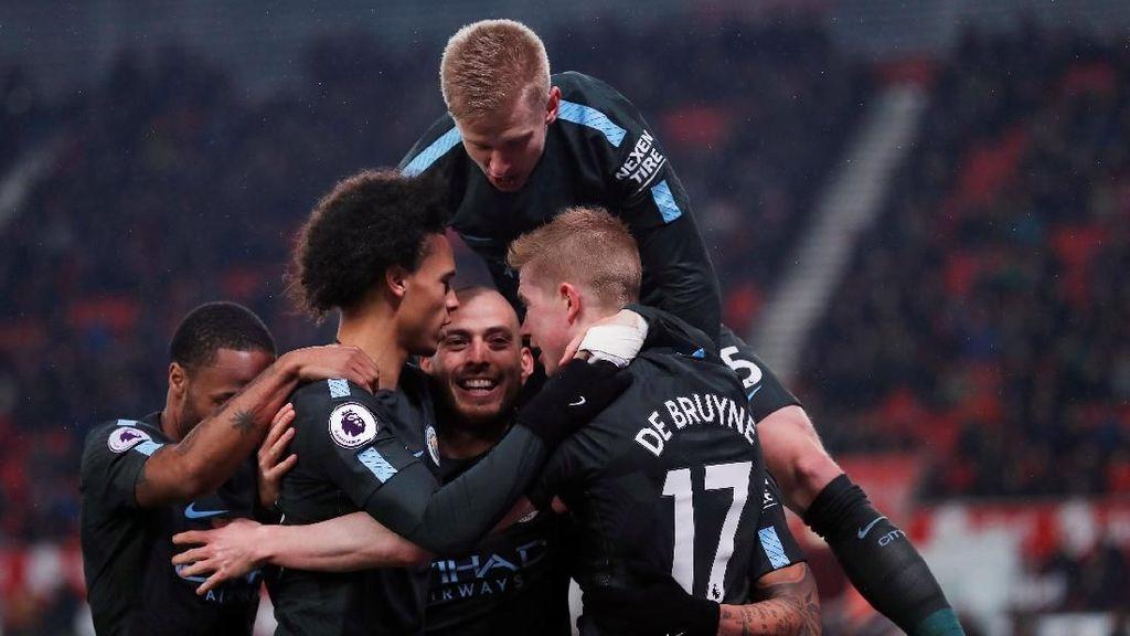 City Nantikan Duel-Duel Besar dengan Tim-Tim Top Eropa