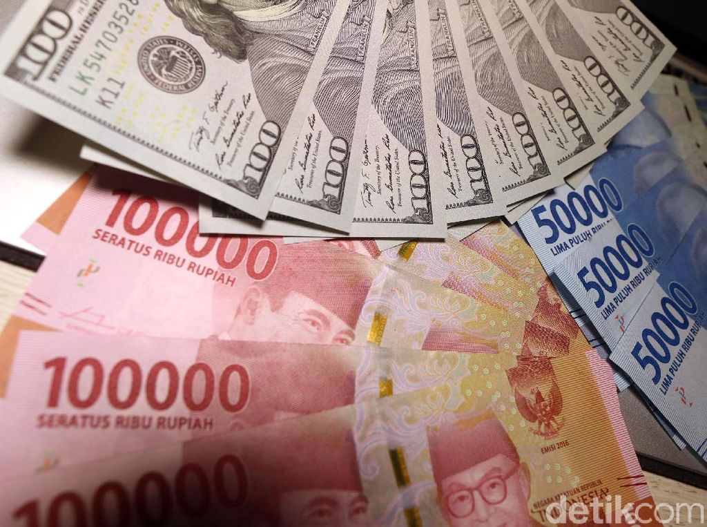 Rupiah Melemah 6,89% di 2018: Not The Best, Not The Worst