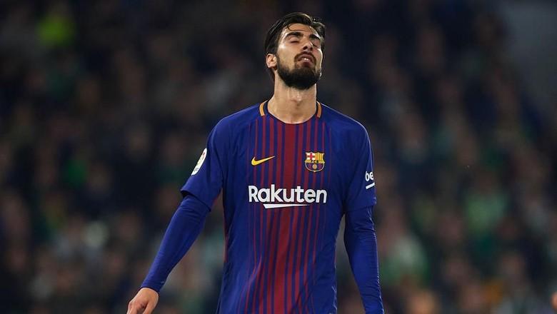 Stres di Barca, Andre Gomes Malu hingga Takut Keluar Rumah