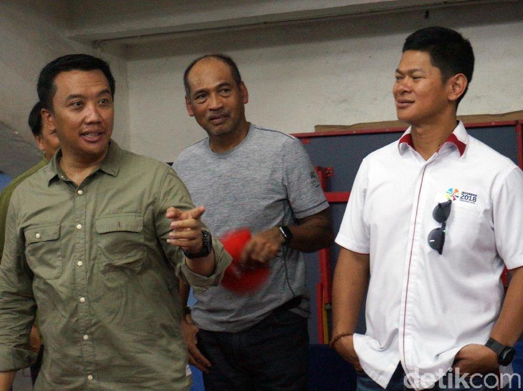 Atlet Tenis Meja Asian Para Games Keluhkan Jatah Nasi Kotak