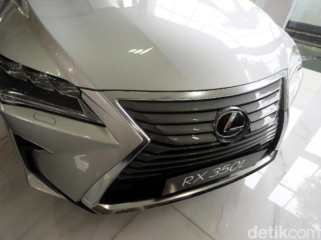 Biar Bisa Muat Banyak, Mesin SUV Lexus Jadi 3.500 cc