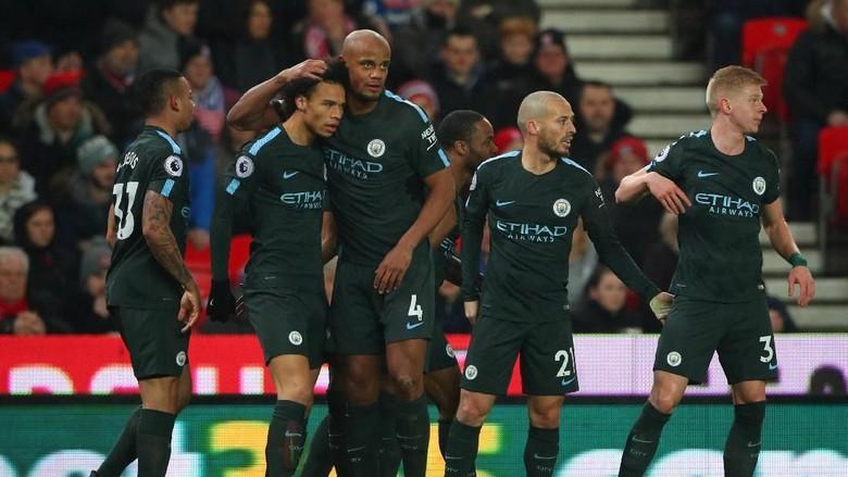 11 hari Krusial untuk Manchester City