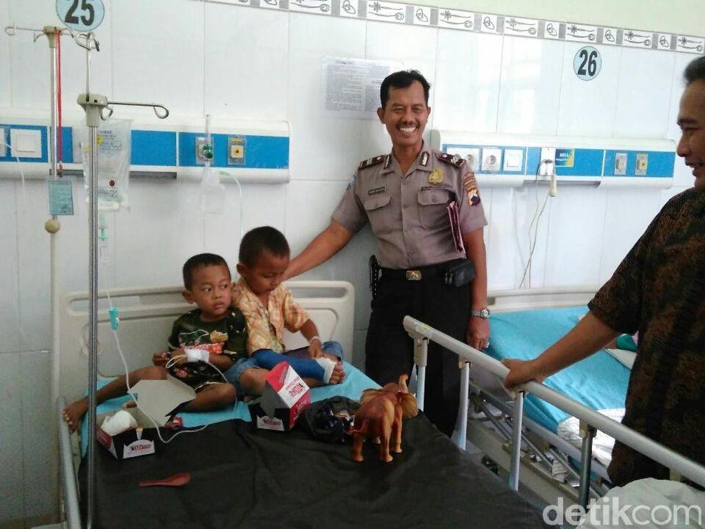 4 Korban Tank Tenggelam Diperbolehkan Pulang dari Rumah Sakit