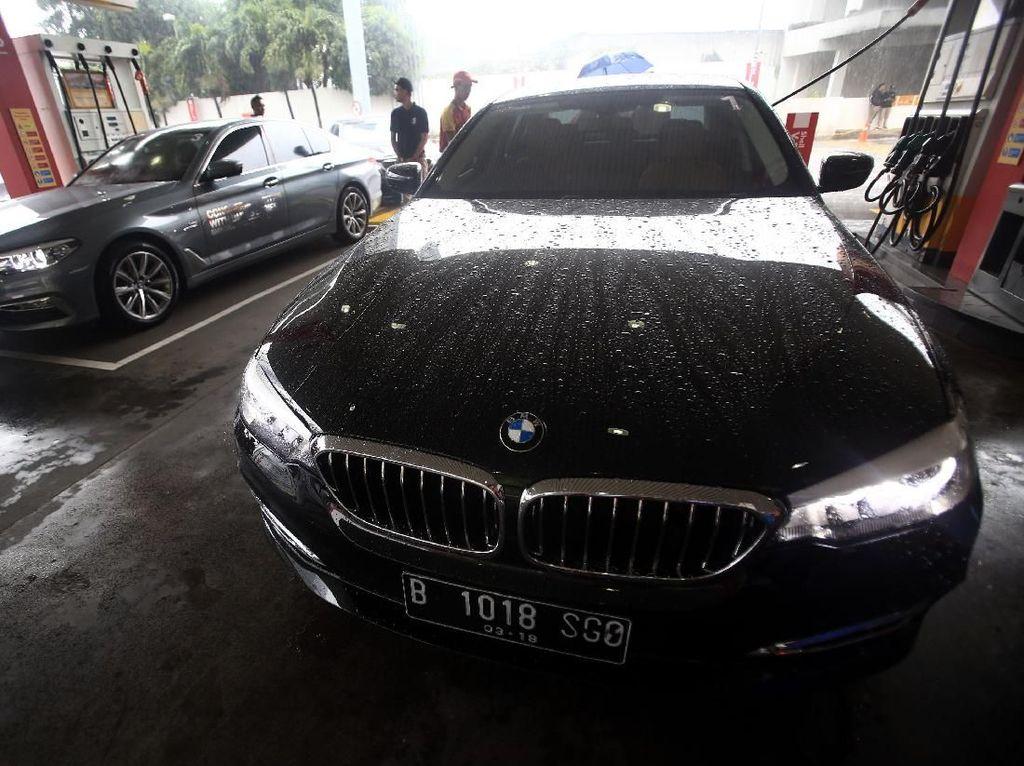 Keseruan BMW Driving Experience