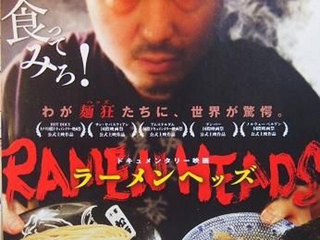 Ramen Heads, Film Dokumenter Tentang Ramen Akan Tayang Jumat Ini