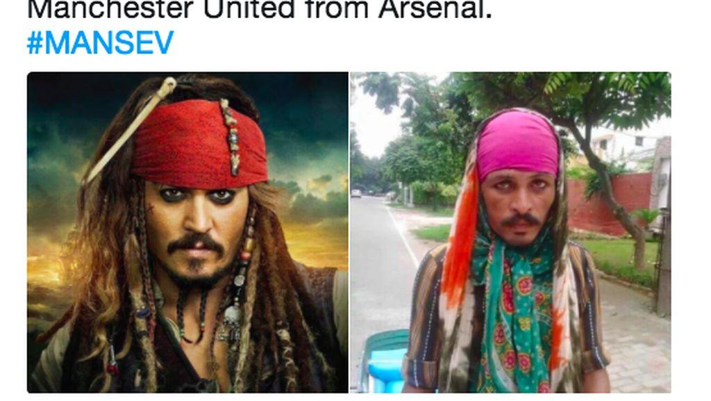Deretan Meme Menohok Penampilan Alexis Sanchez