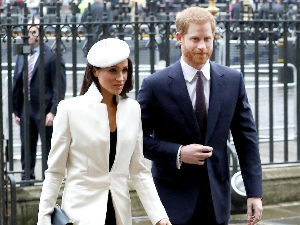 Tak Seperti Pangeran William, Pangeran Harry Akan Pakai Cincin Kawin