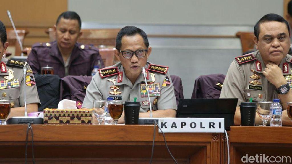 Kapolri-Panglima TNI akan Keliling Wilayah Pilkada