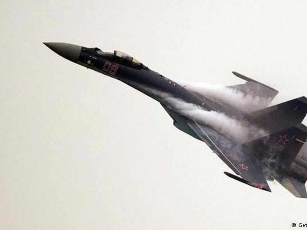 Rusia Tuding AS Tekan Indonesia Batalkan Pembelian Sukhoi SU-35