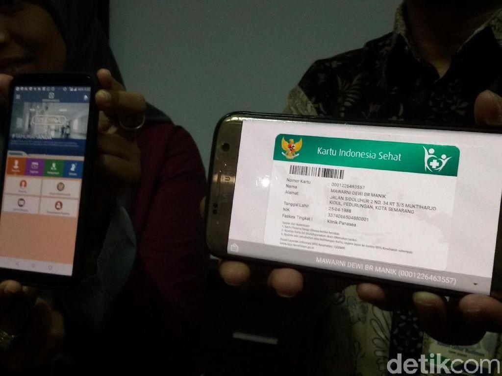 Aplikasi Mobile JKN Jamin Keamanan Rekam Medis Pasien