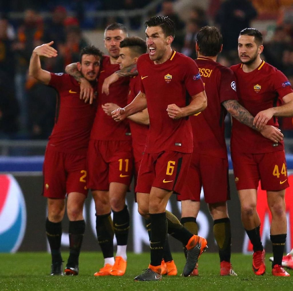 Roma Nothing to Lose Saja Hadapi Barcelona