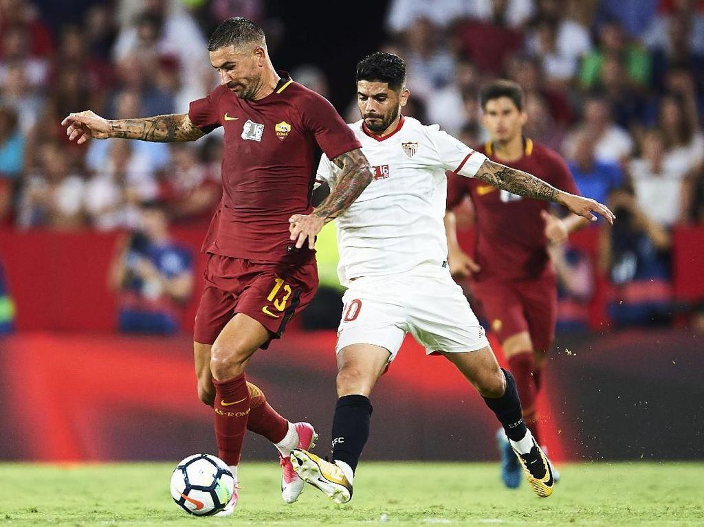 Canda Montella dan Di Francesco: Sevilla vs Roma di Final Liga Champions