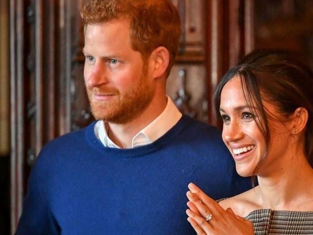 Wow! Bir Spesial Ini Dibuat untuk Pangeran Harry dan Meghan Markle