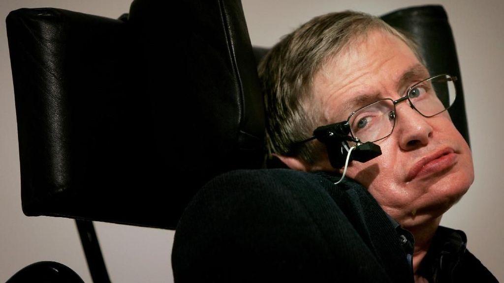 10 Kata Mutiara Bijak dari Stephen Hawking