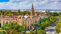 Foto: Keindahan Sevilla
