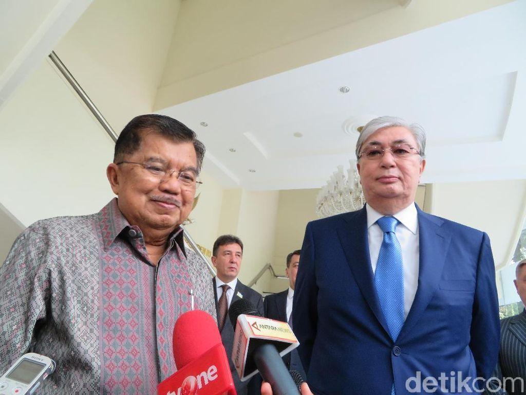 Priyo Pindah ke Berkarya, JK: Banyak Pimpinan Parpol Alumni Golkar