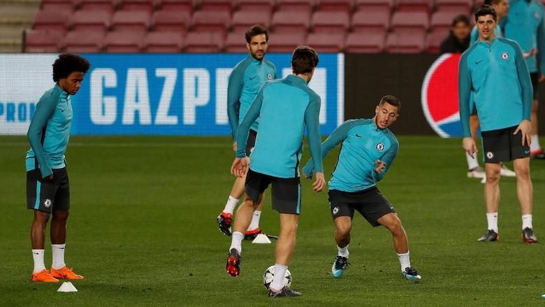 Chelsea Harus Tampil Tanpa Cela di Camp Nou