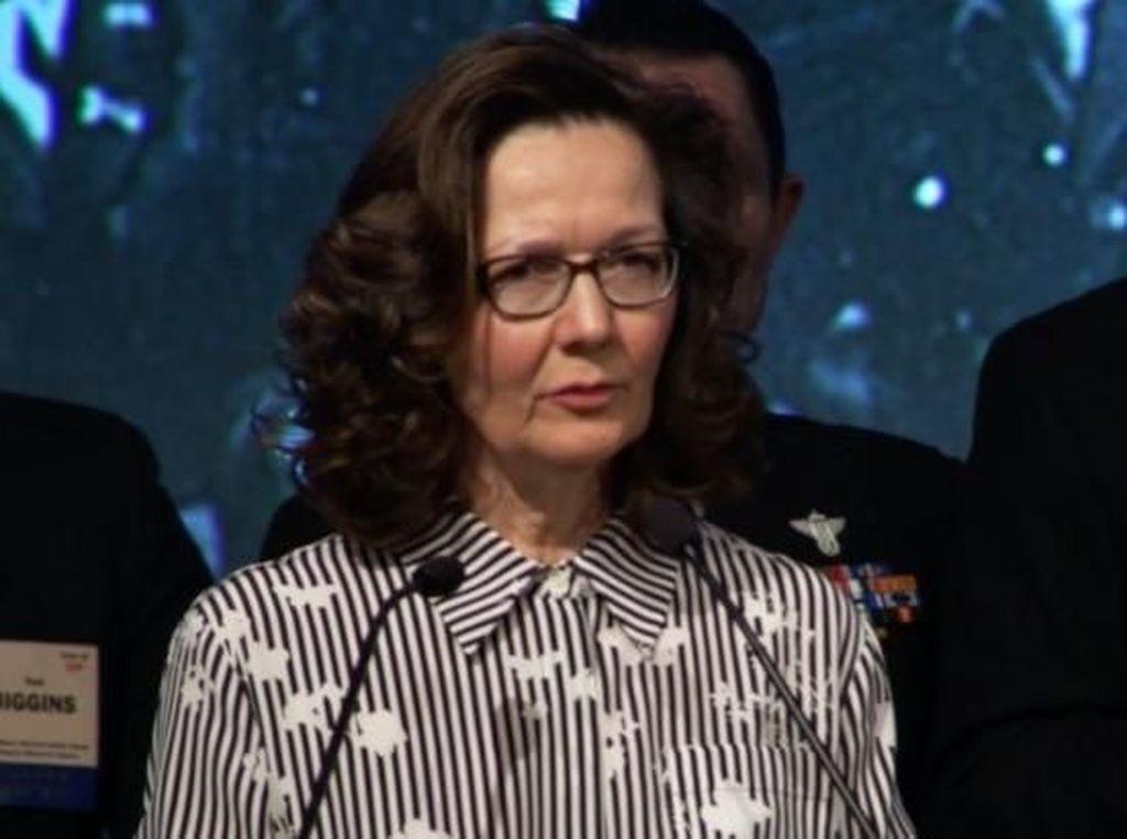Foto: Ini Gina Haspel, Wanita Pertama yang Akan Jadi Direktur CIA