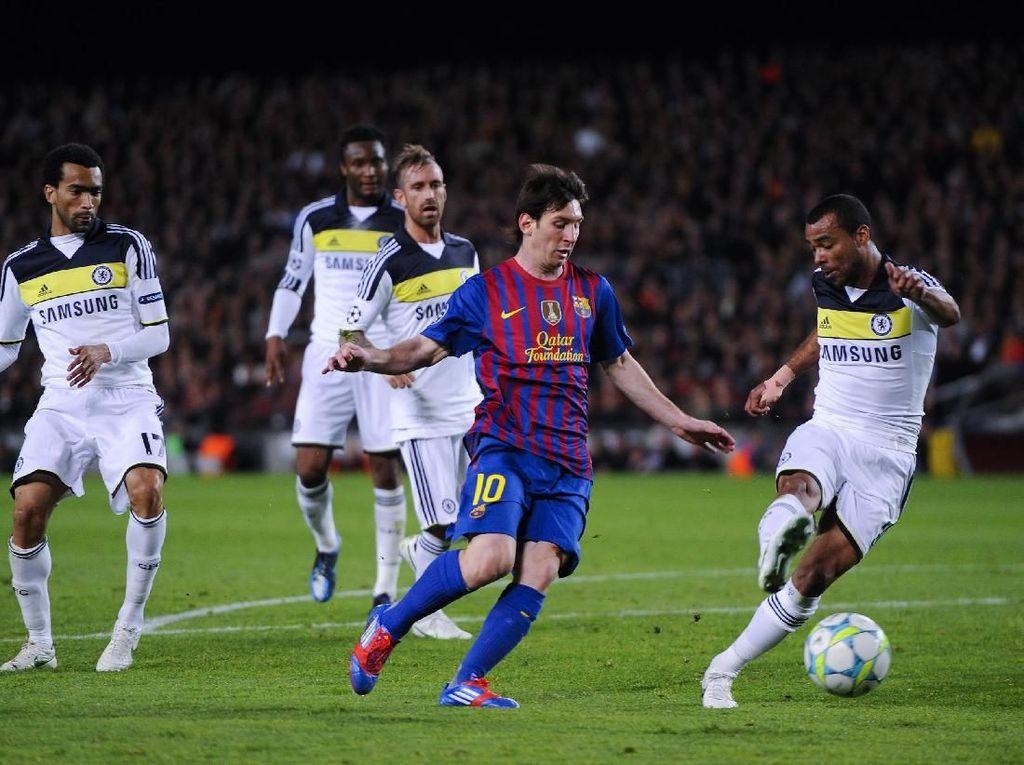Camp Nou Sedang Tak Bersahabat dengan Barca saat Menjamu Chelsea