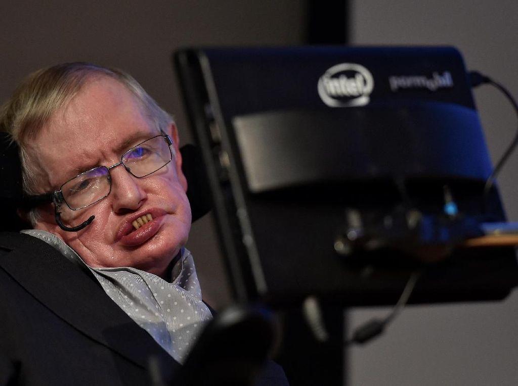 4 Gejala Penyakit ALS yang Melumpuhkan Seperti Menyerang Stephen Hawking