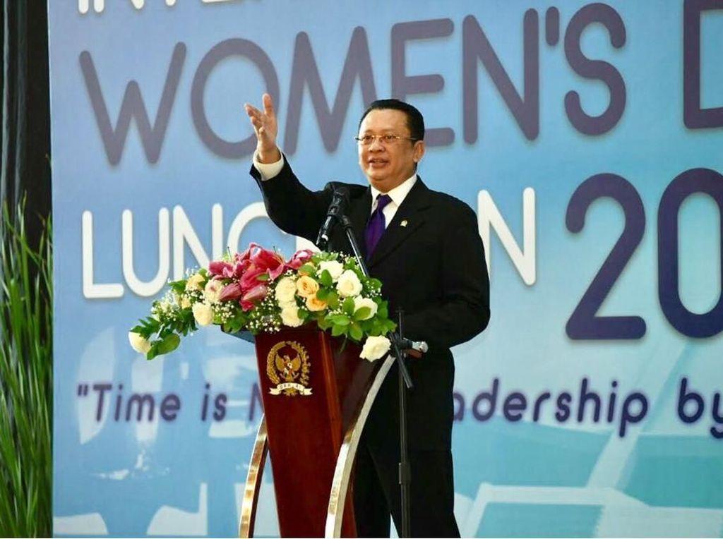 Ketua DPR: Penumpang Bercanda Bom di Lion Air Ganggu Keamanan