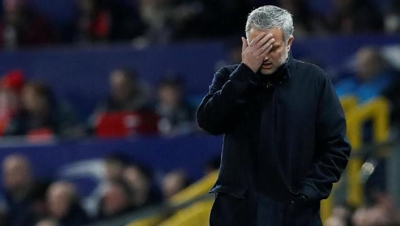Mourinho ke Pemain-Pemain MU: Jangan Lama-lama Bersedih