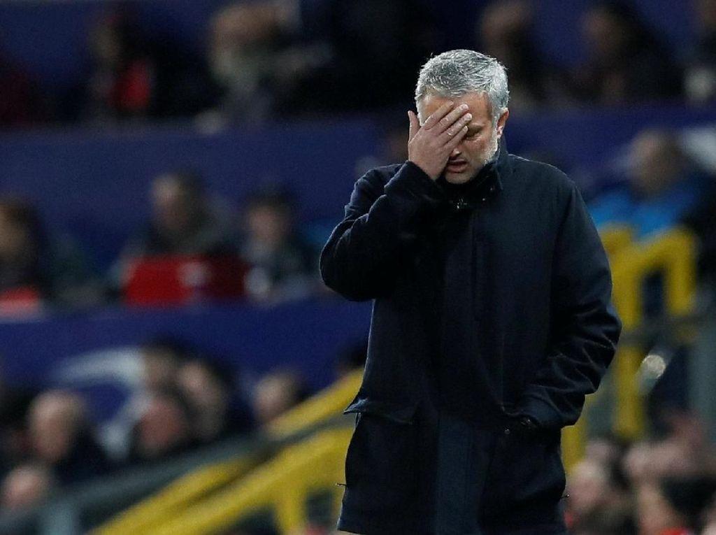 Foto: Kritikan Jose Mourinho ke Pemain Sendiri di Daftar Ini