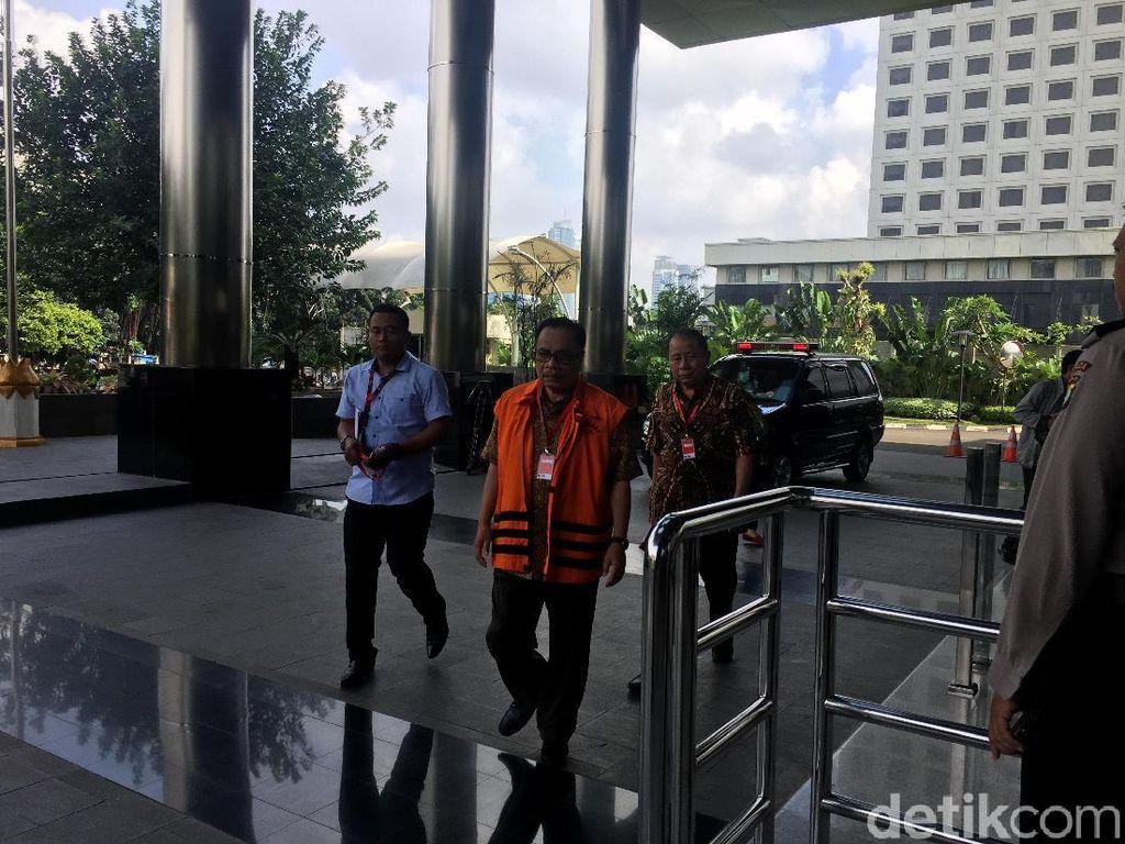 KPK Periksa Mantan Dirjen Dukcapil untuk Keponakan Novanto