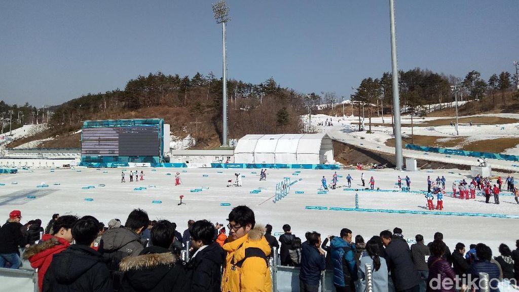 Paralimpiade Musim Dingin Pyeongchang Manjakan Penonton