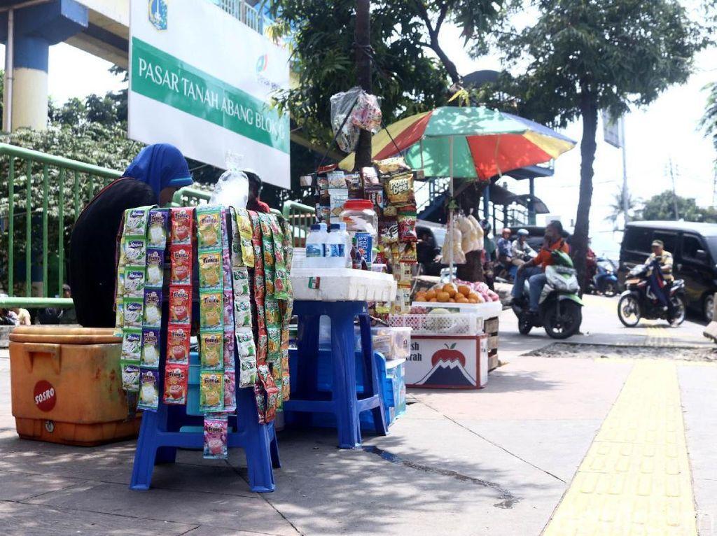 Video Ramai PKL di Tengah Darurat Corona, Satpol PP DKI: Akan Ditertibkan