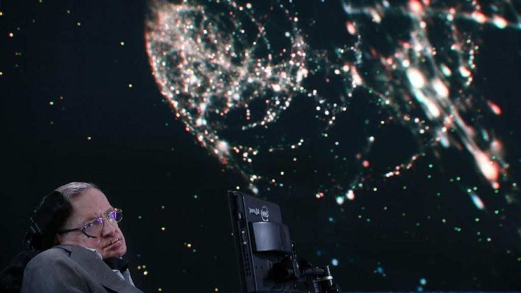 Deretan Berita Heboh: Stephen Hawking Meninggal hingga Pena Ajaib