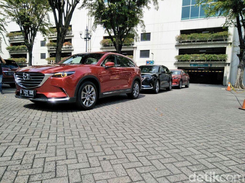 SUV Termewah Mazda Laris Manis